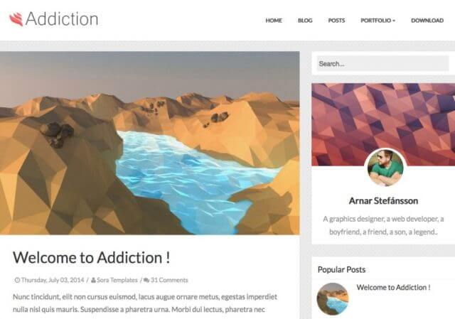 Addiction-Responsive-Blogger-Template-sabmera